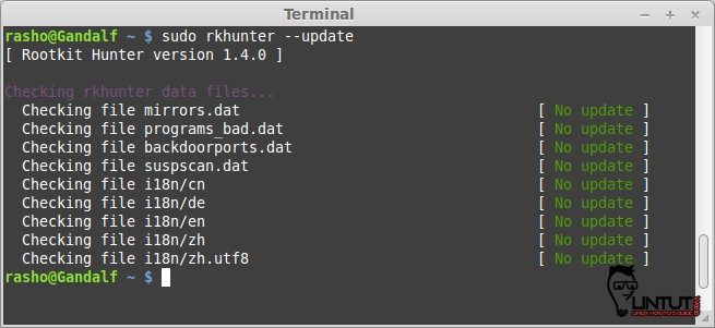 Rootkit Hunter update