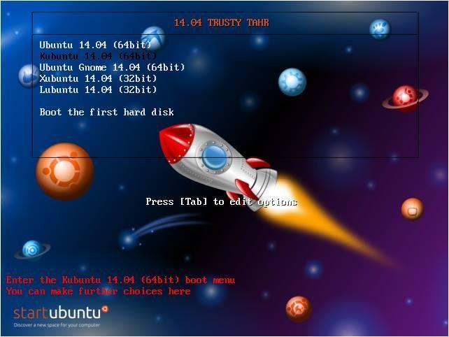 Ubuntu 14.04 LTS AIO