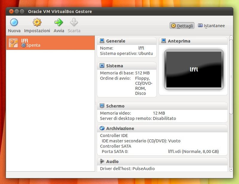 VirtualBox 4.2.10