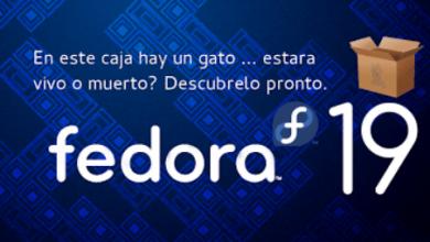 "Photo of How to install Fedora 19 ""Schrödinger's Cat"""