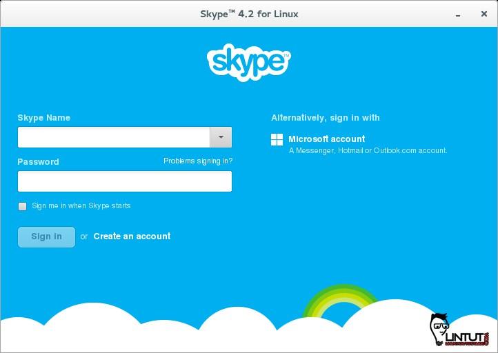 Install skype 4.2 on fedora 20