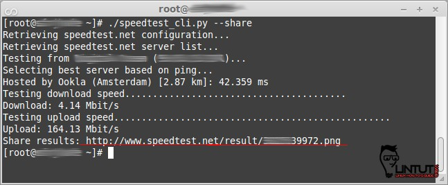 speedtest-cli-share