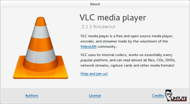 How to install VLC 2.1.2. player in CentOS/Fedora, Ubuntu,  Mint Linux