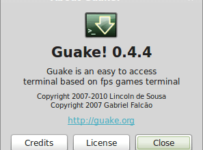Photo of Install Guake (drop-down terminal) terminal on Ubuntu and Mint linux