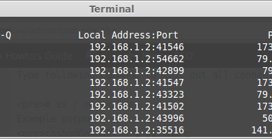 linux commands | LinTut