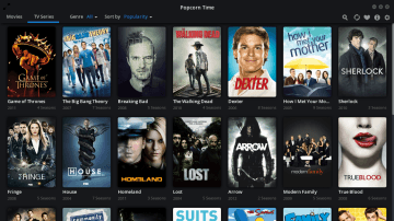 Install Popcorn Time 0.3.10 in Ubuntu and Mint Linux