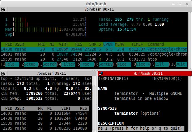 Best linux terminal emulators | LinTut