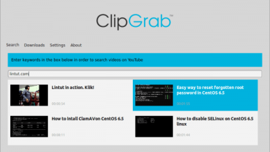 Photo of Download Youtube and other sites videos using Clipgrab