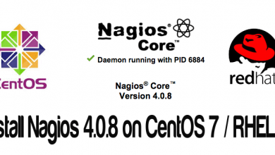Photo of How to install Nagios 4.0.8 on CentOS 7