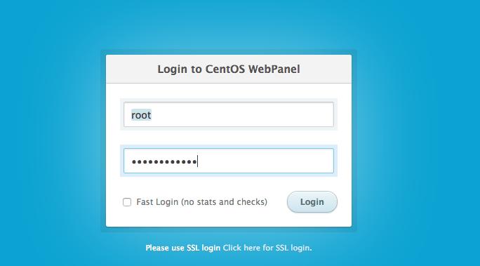 CWP login