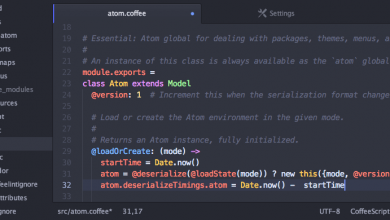 Photo of Install Atom 1.3.1 Text Editor on Linux