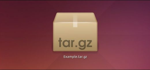 how to use tar command
