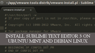 Photo of How to install sublime text editor in Ubuntu, Linux Mint and Debian Linux