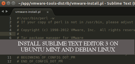 SUBLIME TEXT EDITOR FEATURES