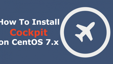 Photo of How To Install Cockpit on CentOS 7