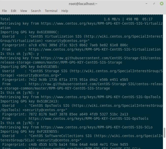 How to Install oVirt on CentOS 7 | LinTut