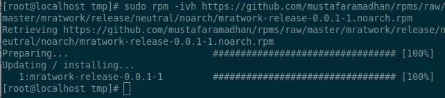 Download installation script