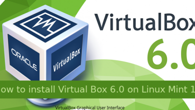 VirtualBox 6.0 featured