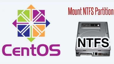 Photo of How to mount NTFS drive on CentOS