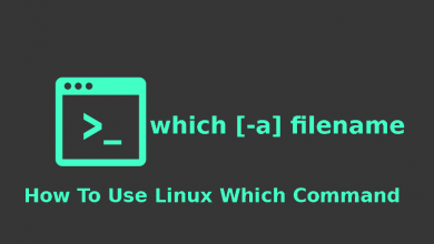 Photo of How To Use Linux Which Command