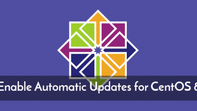Photo of Enable Automatic Software Updates on CentOS 8