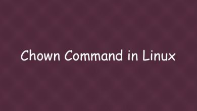 Photo of How to use chown command for beginners