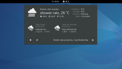 Photo of Best weather apps for Ubuntu and Mint Linux