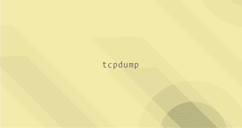 How to use Linux tcpdump Command with examples