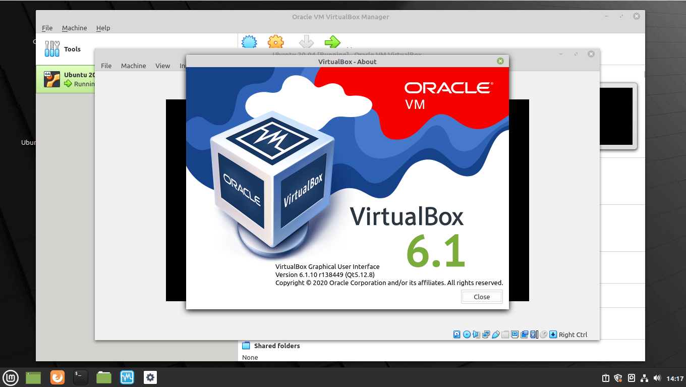 How To Install VirtualBox On Linux Mint 20