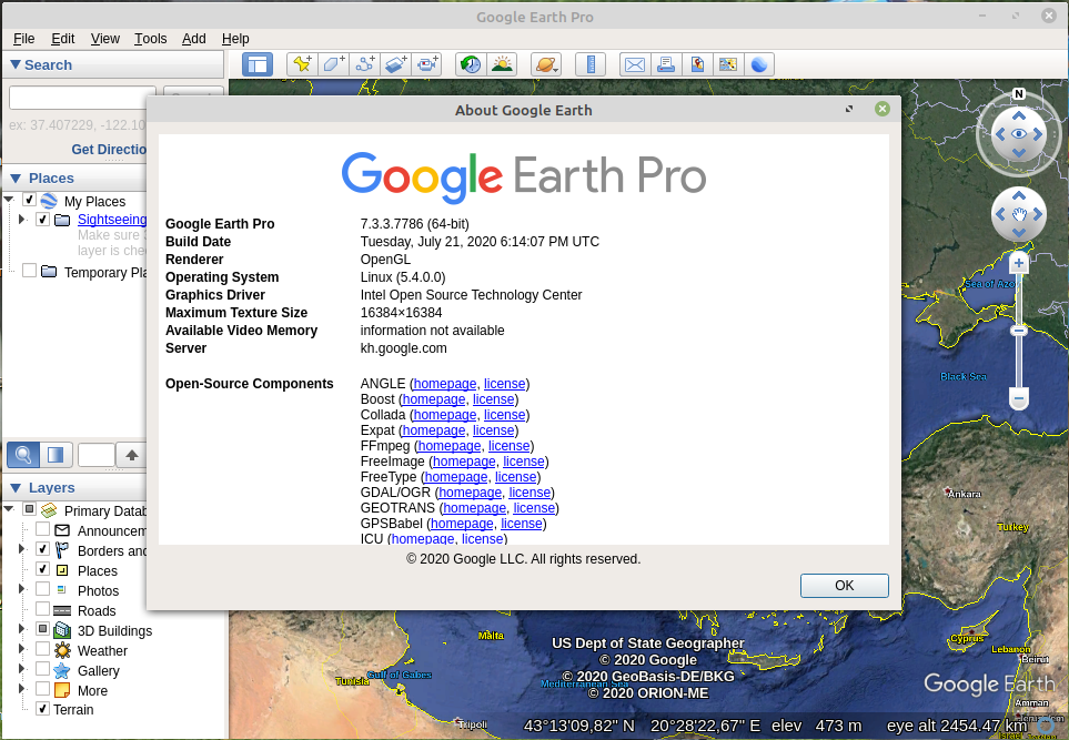 How to Install Google Earth Pro on Ubuntu and Linux Mint