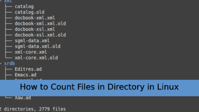 Photo of How to Count Files in Directory in Linux